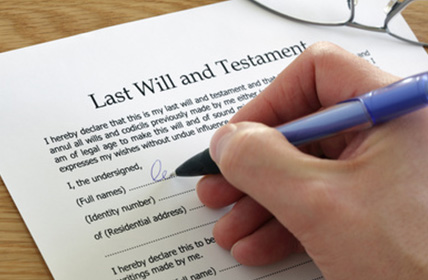 Probate law services in Carroll, Iowa